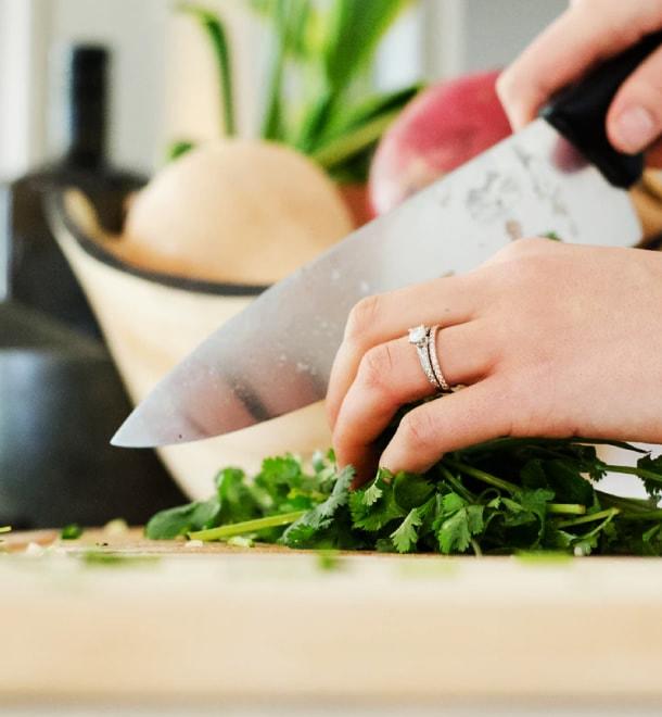 画像:「パーソナルシェフが作る料理について」のイメージ
